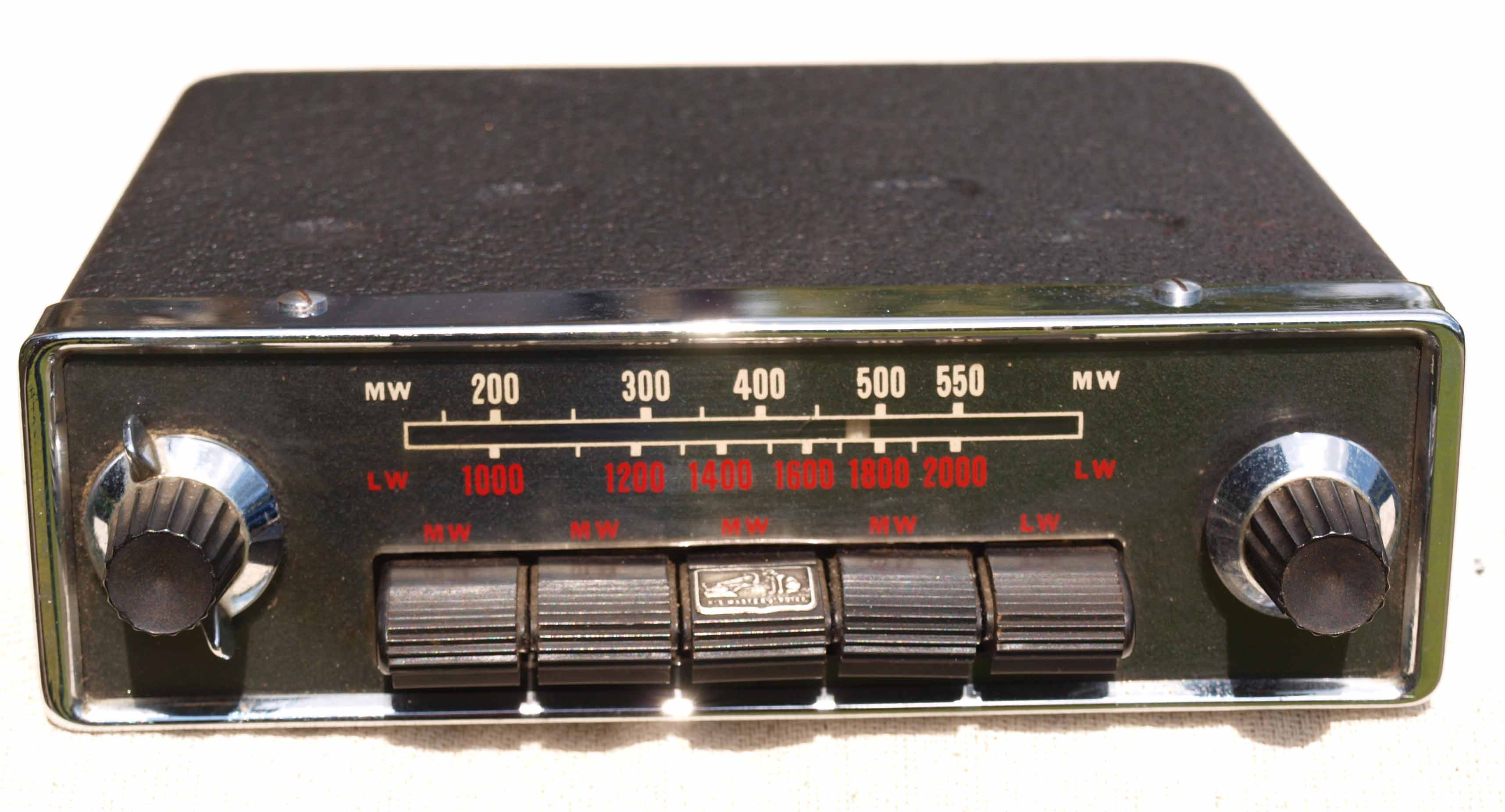 Radiomobile Model 4200