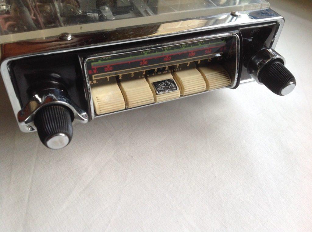 Radiomobile  4300 Display Model