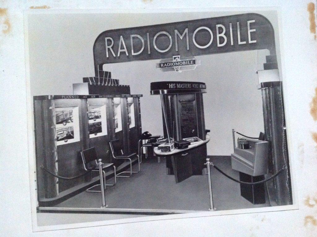 Radiomobile Exhibition Stand