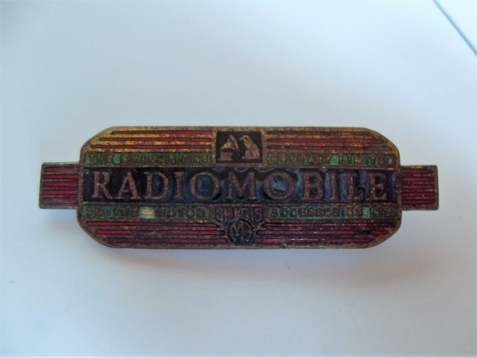 Original Radiomobile Emblem