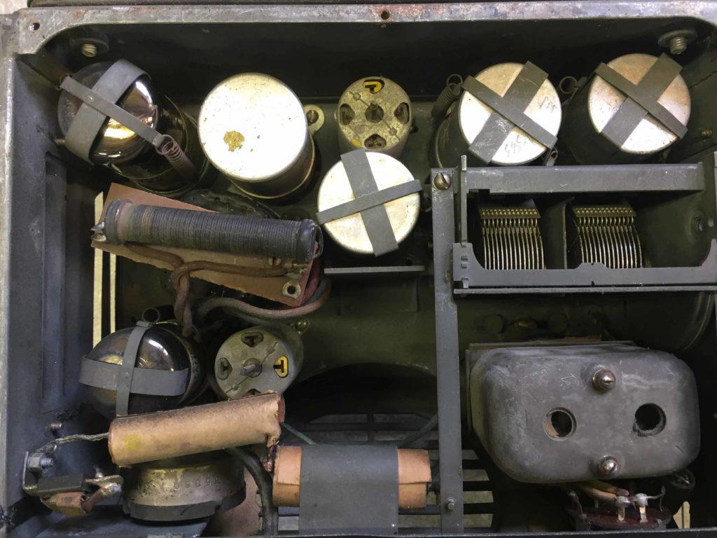 Prototype Radiomobile Model 101
