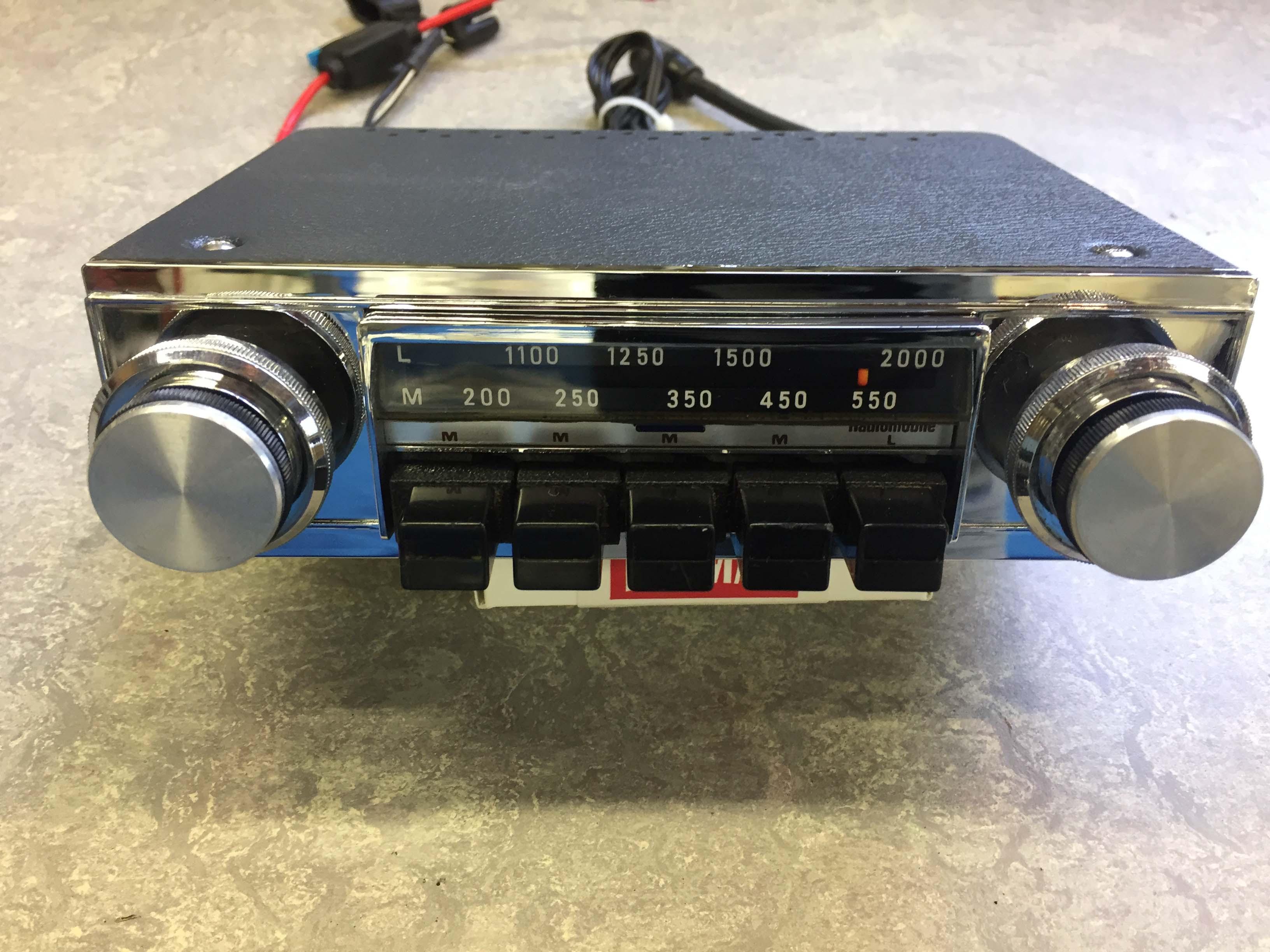 Radiomobile 1070X -FM