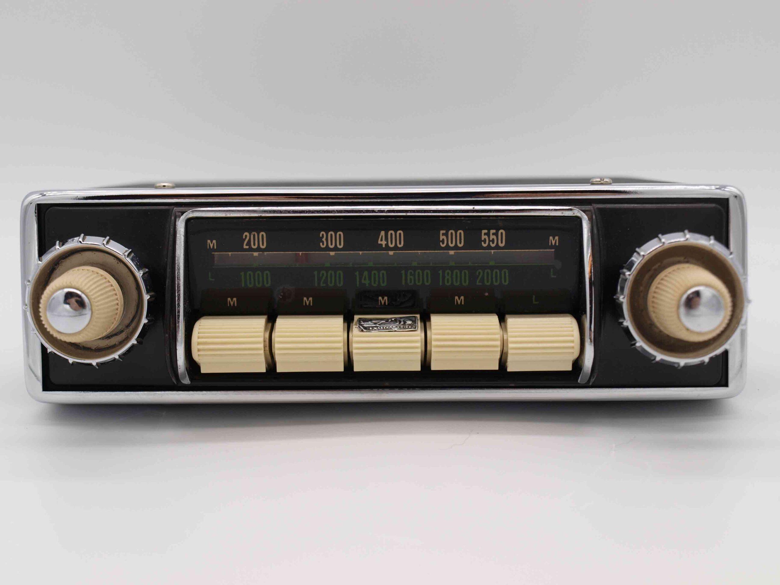 Radiomobile (HMV) 4260