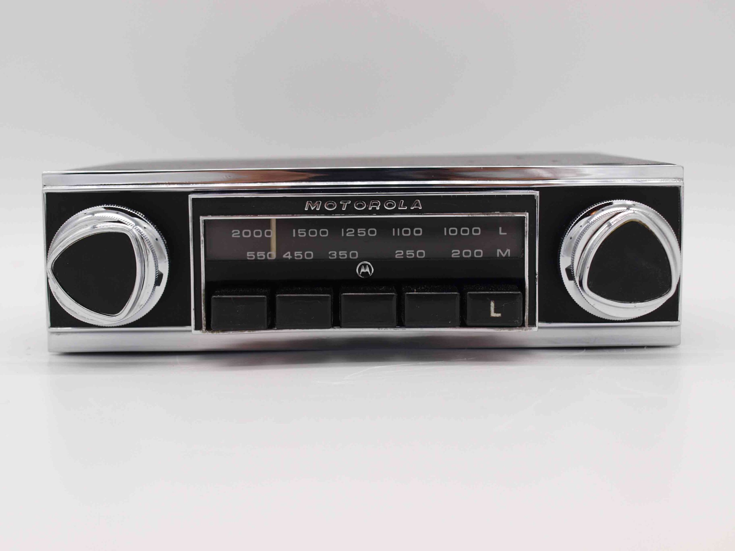 Motorola Model 114 FM