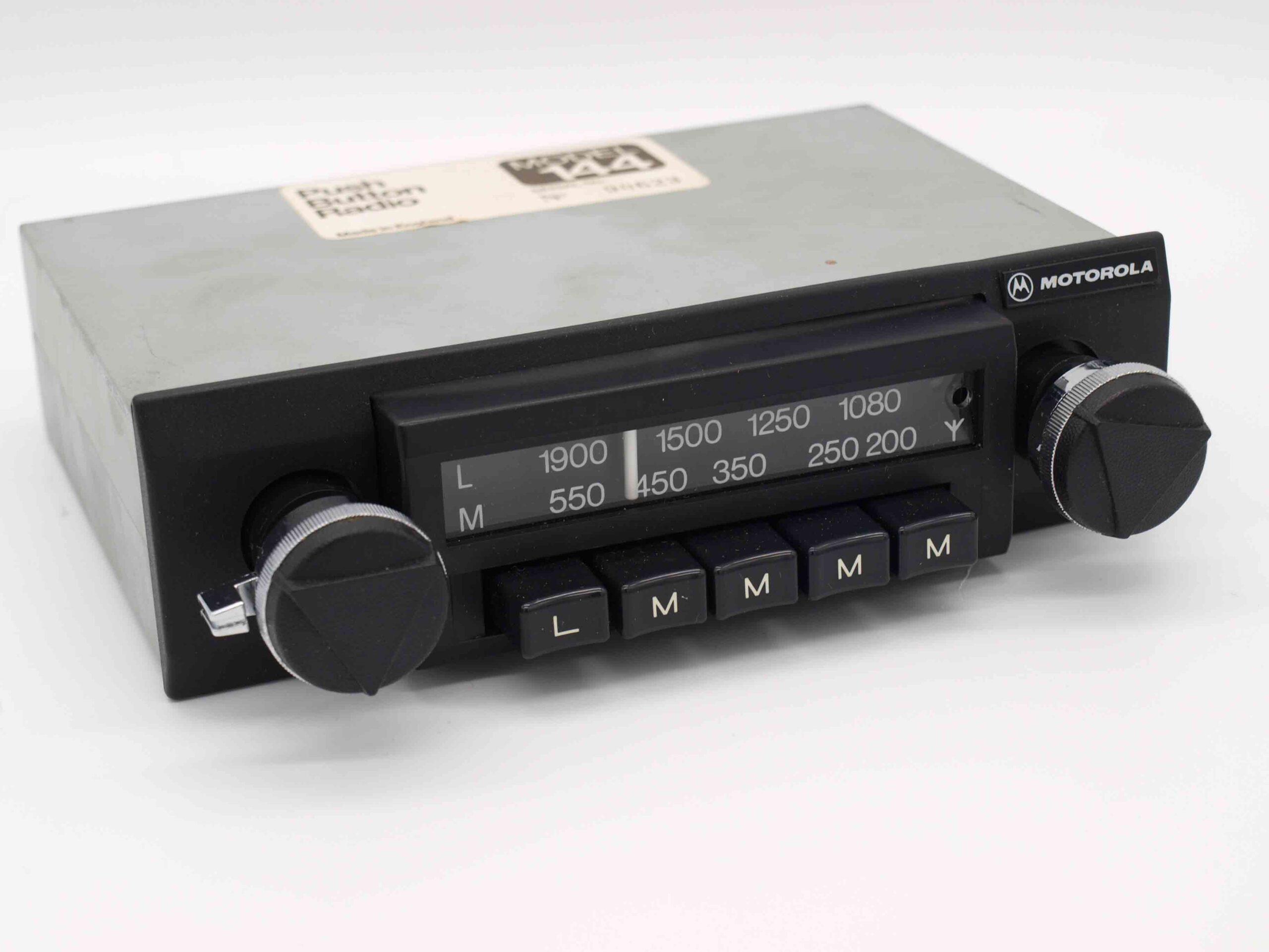 Motorola 144 FM