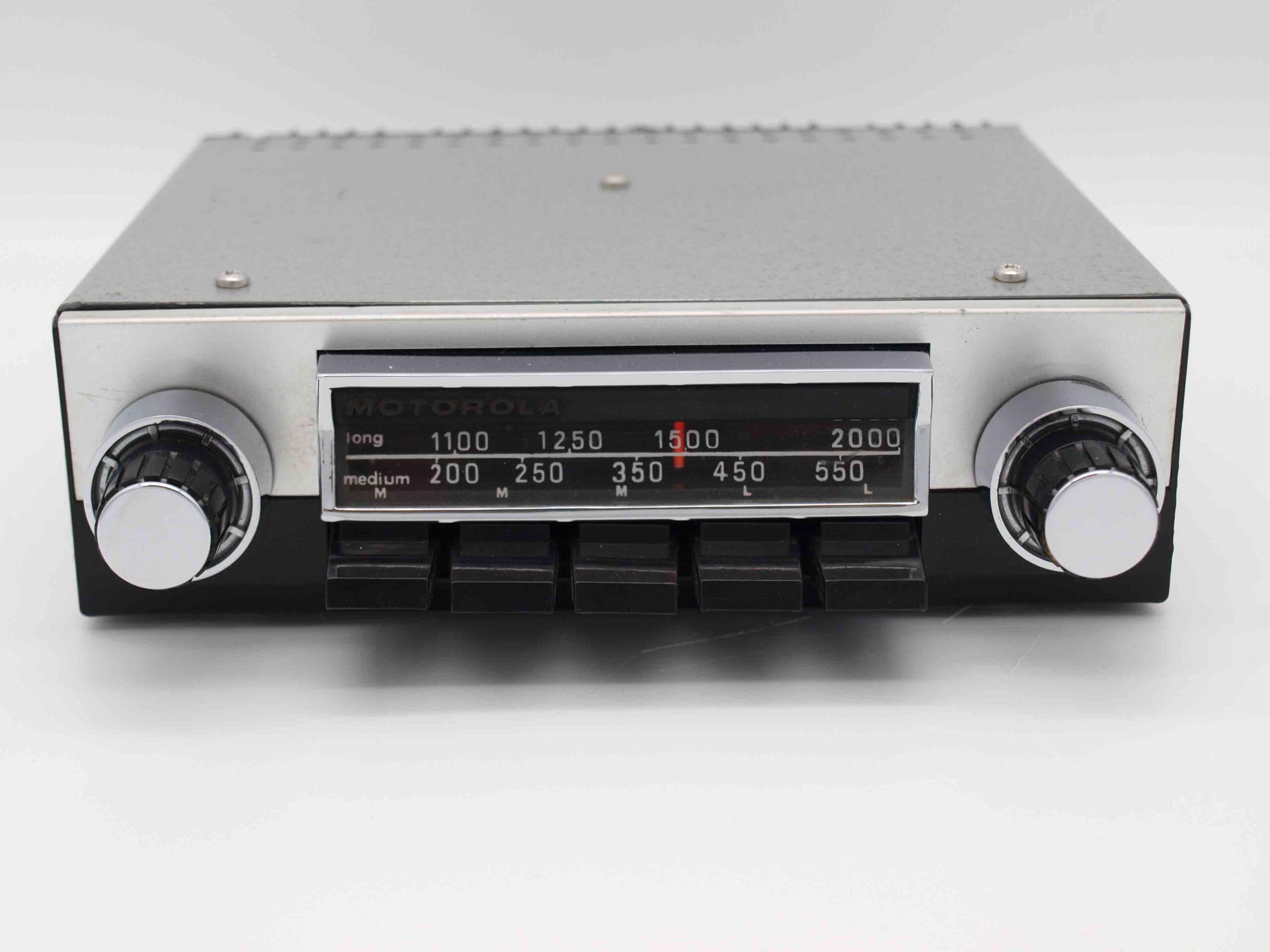 Motorola Model 828 FM